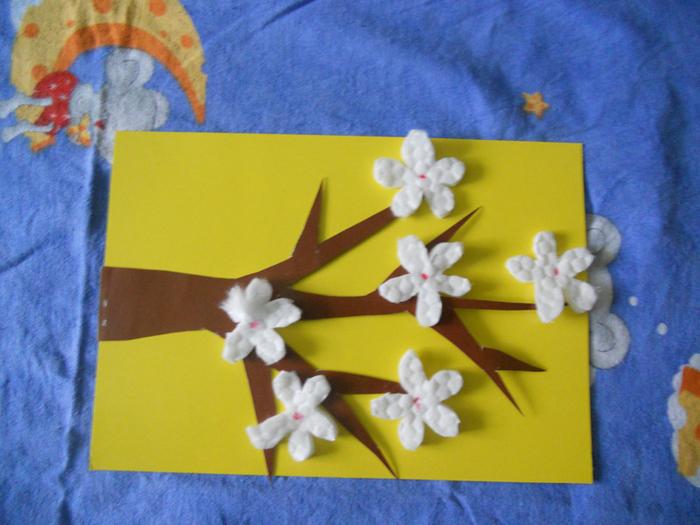 Весенние поделки своими руками на тему: «Весна пришла»-4