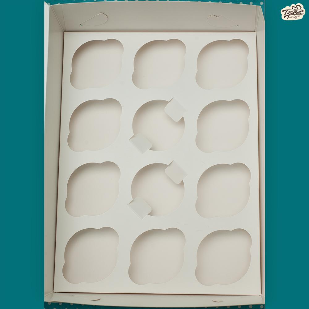 Как сделать коробку для капкейков
