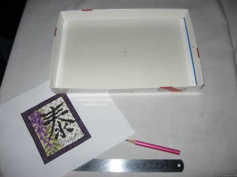 Как сделать из коробки конфет фоторамку - ЛигоДизайн
