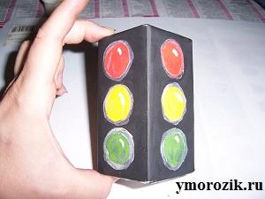 Светофора своими руками в домашних условиях