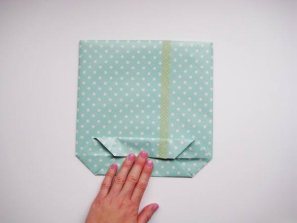 Большой пакет своими руками