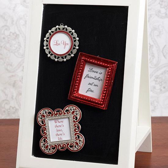 фото-рамки к празднику Валентина