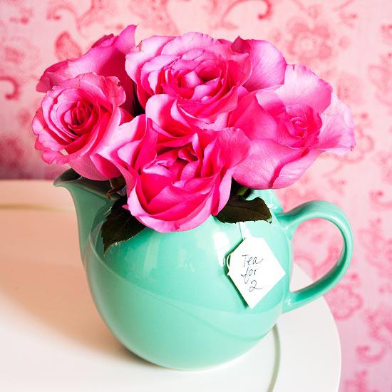 романтичный подарок ко дню святого Валентина