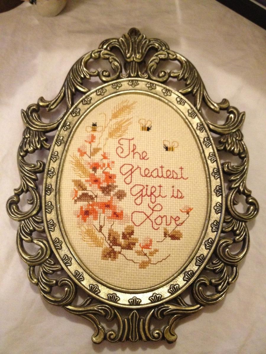Величайший подарок - это любовь