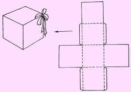 Как сделать коробочку из бумаги своими руками схемы