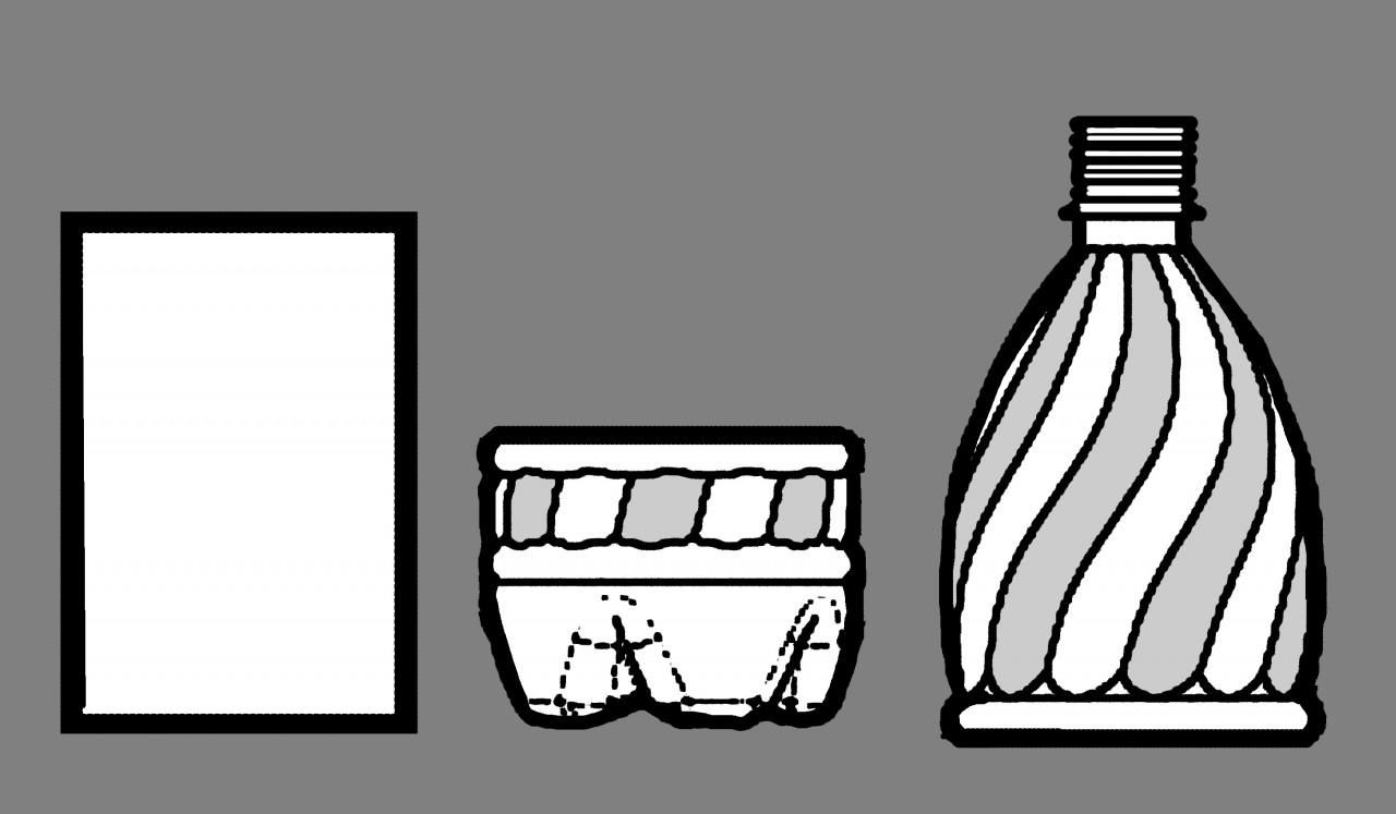 """Подарочные упаковки своими руками. Изготовление упаковки """"Конфета"""""""
