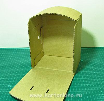 Как сделать почтовый ящик своими руками из фанеры