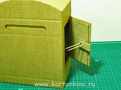 Сделать своими руками почтовый ящик