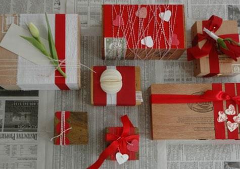 Оформление подарка на день рождения своими руками