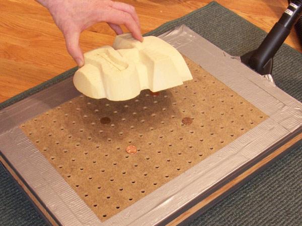 Как сделать форму пластмасс 250