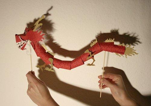Как сделать китайские игрушки из бумаги