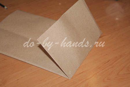 пол из крафт бумаги своими руками