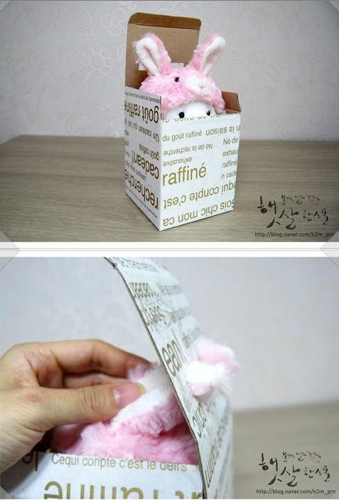 Упаковка игрушек своими руками
