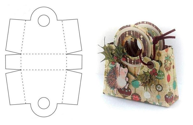 Картинки как сделать подарочные коробочки - 3dfuse.ru