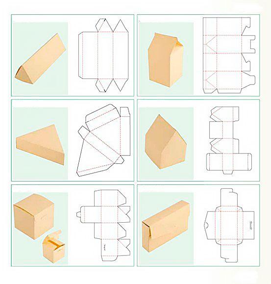Как сделать коробочку из бумаги своими руками с крышкой маленькую
