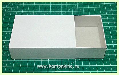 Большой спичечный коробок своими руками