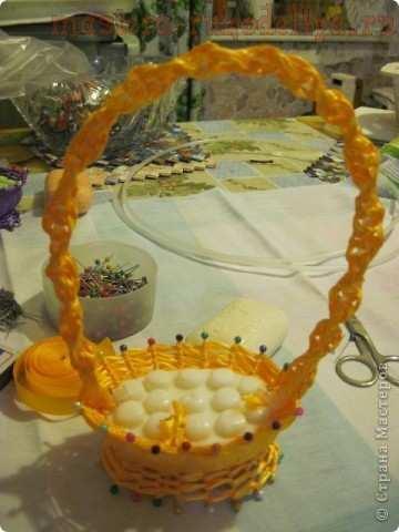 Мастер класс по плетению атласными лентами