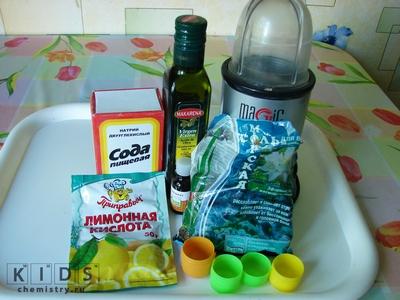 Как сделать бомбочки из соды и лимонной кислоты