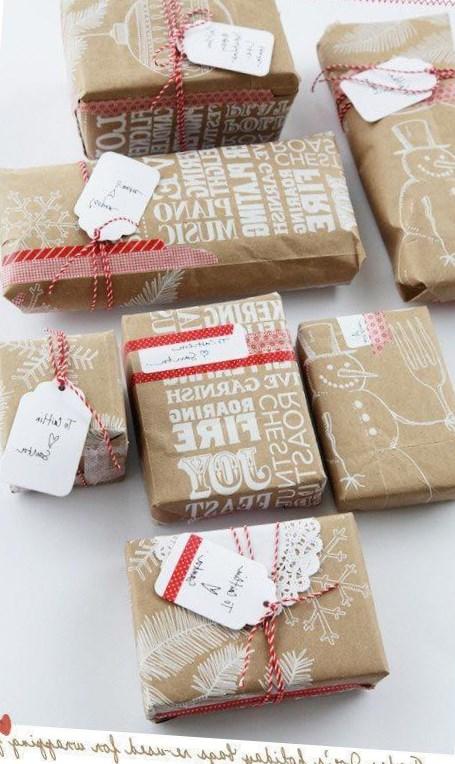 Сложная упаковка подарков своими руками