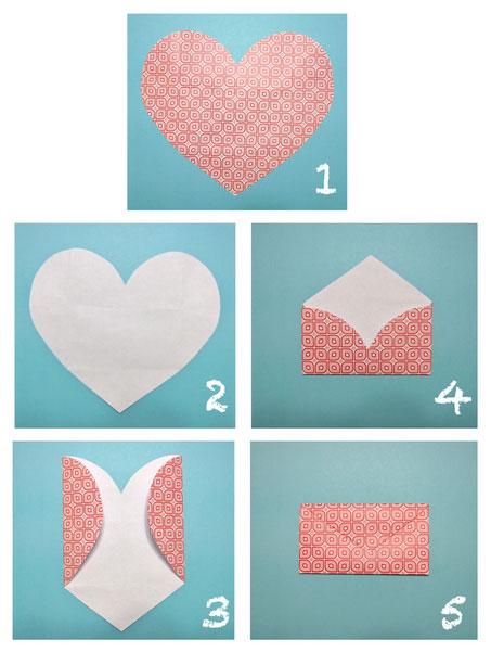 Как делать своими руками конверт