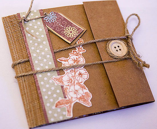Подарочные конверты своими руками