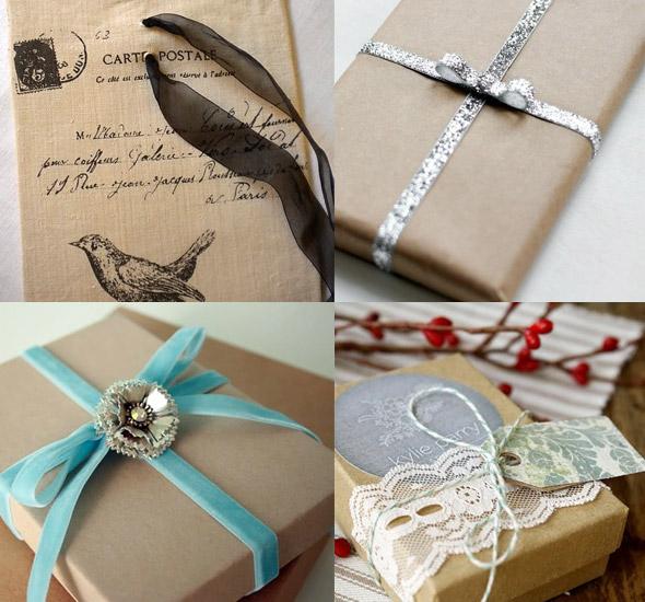 Как красиво упаковать подарки своими руками на
