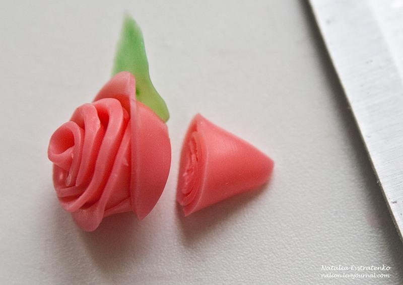 Как сделать из мыла розу в домашних условиях