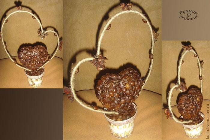 Поделки из кофе своими руками пошаговое фото