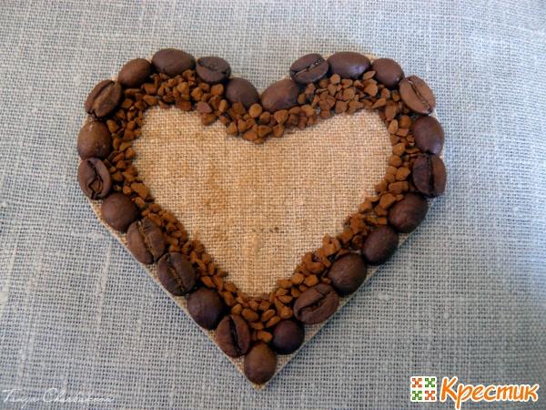 Мастер класс магниты из кофейных зерен своими руками