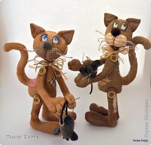 Мк коты своими руками