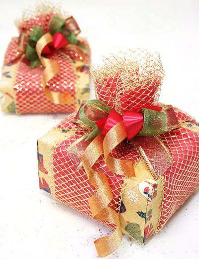 Как оформить красиво для подарка