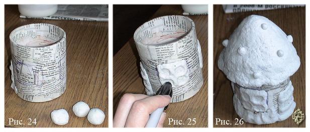 Поделки шкатулка  из подручных средств в домашних условиях