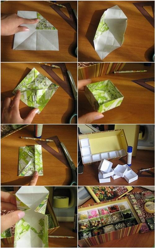 Как сделать бесполезную коробку своими руками 47