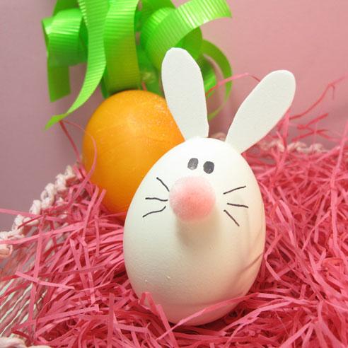 Красивые поделки из яиц