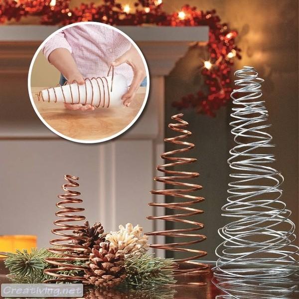 Как сделать своими руками новогодний декор