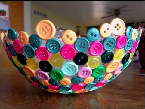 Элементы декора своими руками из подручных материалов