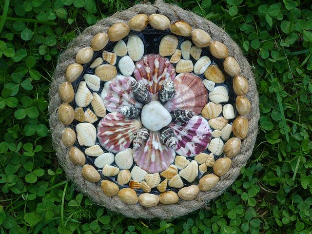 Поделки из природного материала своими руками из камня
