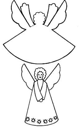 Сделать ангелочка своими руками поэтапно