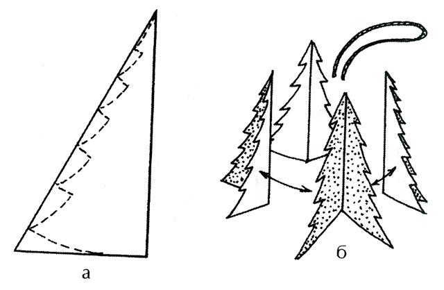 Объемные из бумаги своими руками схемы шаблоны