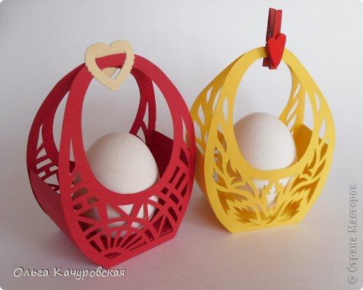 Корзинка для яиц своими руками к пасхе - Lepdekor.ru