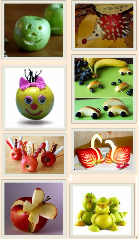 Поделки из помидоров своими руками для детского