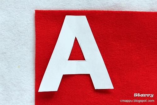 Как сделать букву формата а4