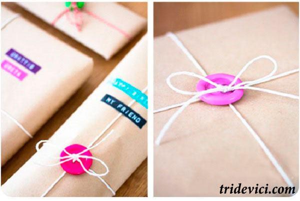 Подарки своими руками легко и красиво
