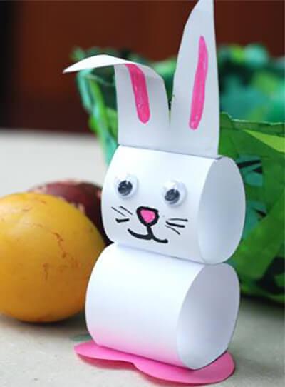 Как сделать поделку заяц