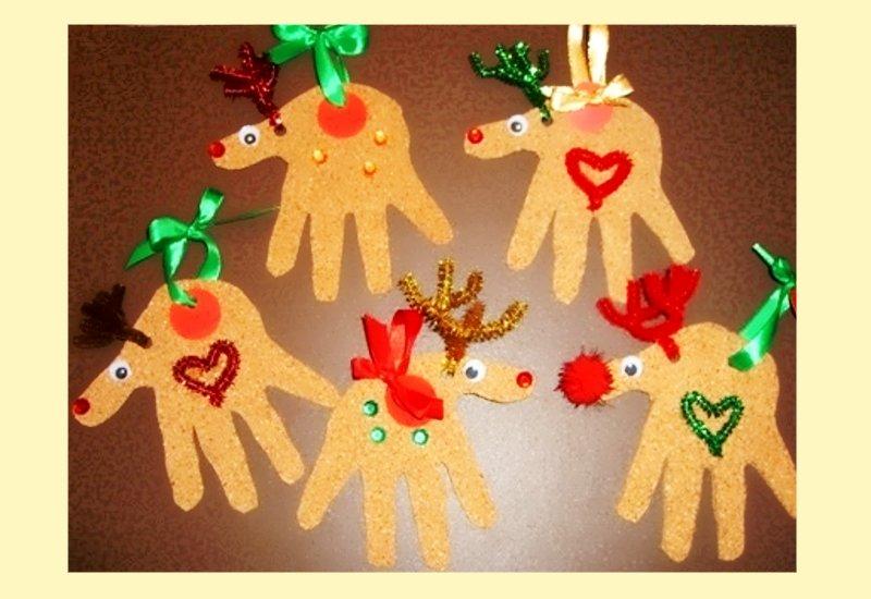 Поделки в детском саду для детей 3-4 лет фото9