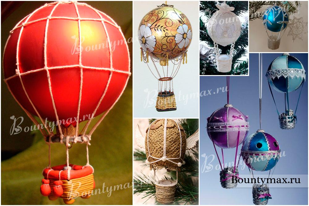 Поделки с воздушными шарами своими руками мастер класс
