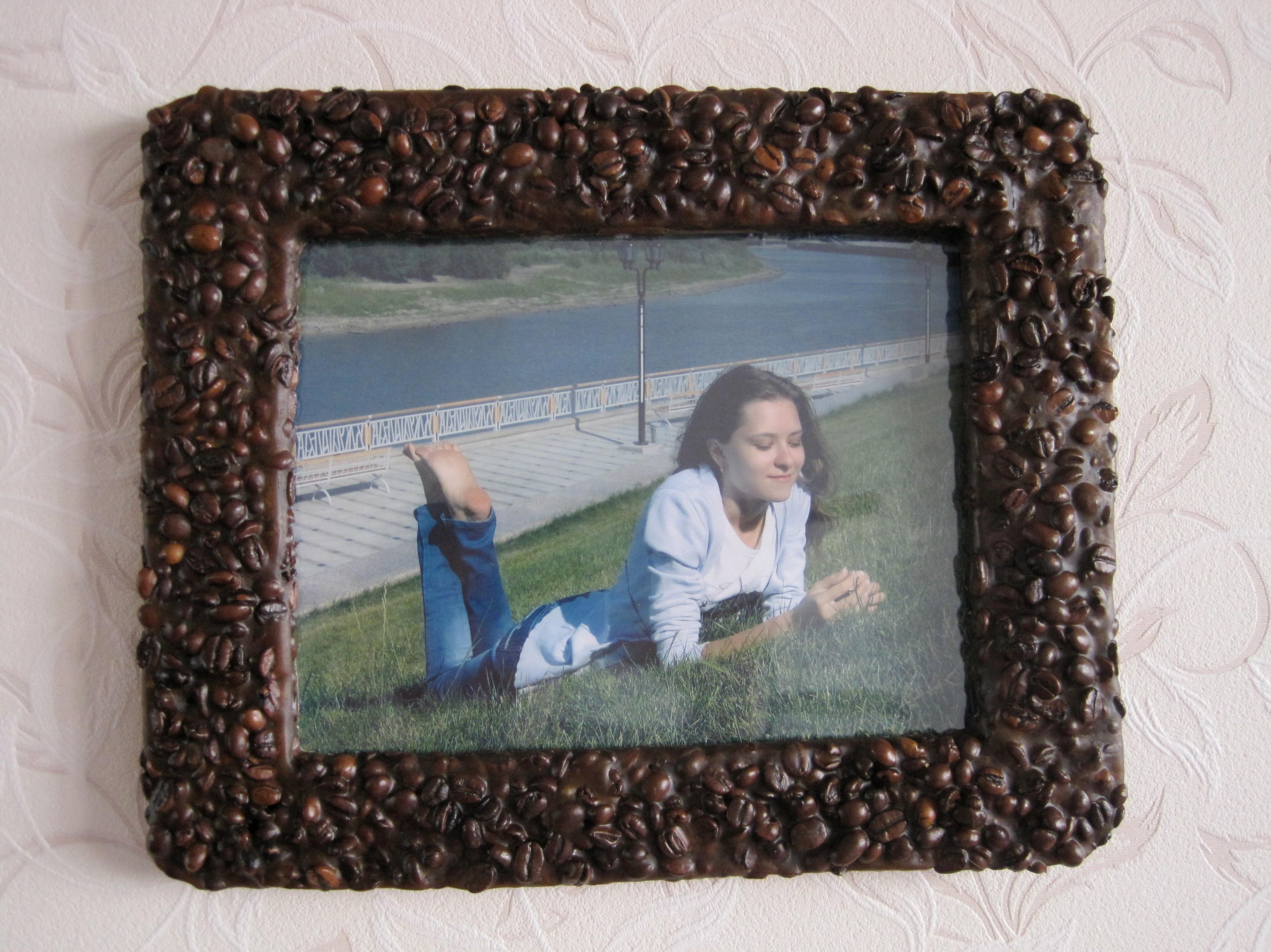 Как можно сделать рамку для фото своими руками из бумаги