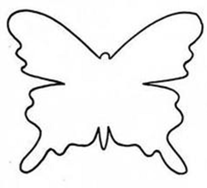 Бабочки на бумаги на стену своими руками трафареты для фото 150