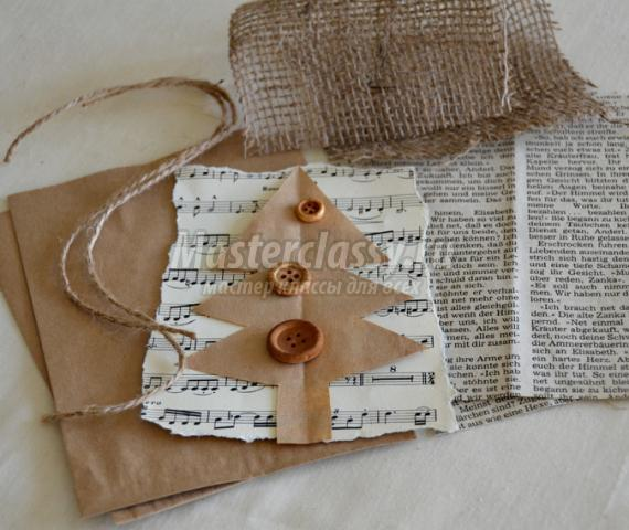 Как сделать подарочную упаковку своими руками. Мастер-класс с пошаговым