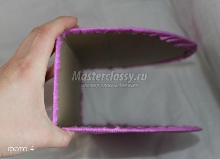 Мастер класс сумочка с конфетами